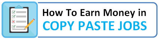 How To Earn Money in This Work